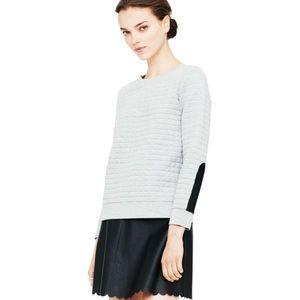 Club Monaco Gray Abbie Sweatshirt size M